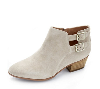 Clarks Artisan Spye Astro Leather Ankle Boot - 164463