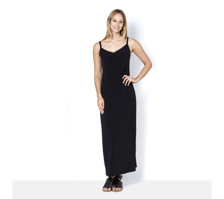 Kim & Co Brazil Knit Strappy Maxi Dress