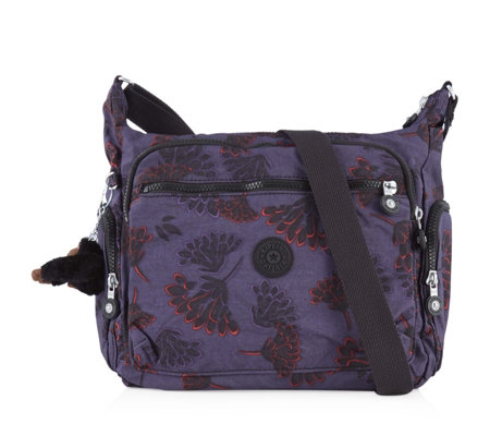 Kipling Gabbie Large Messenger Bag with Adjustable Shoulder Strap