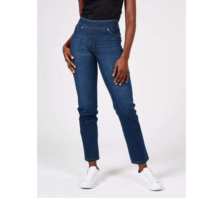 Nygard Slims Luxe Denim Straight Leg Jeans