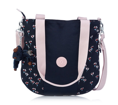 Kipling Febe Medium Expandable Shoulder Bag with Adjustable Strap