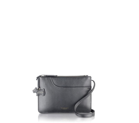 Radley London Star Gazer Small Leather Zip Top Crossbody Bag