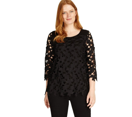 Studio 8 by Phase Eight Lainey Lace Top