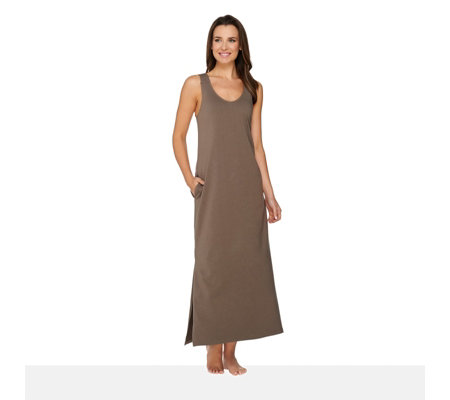 Anybody Loungewear Maxi Chemise Nightdress