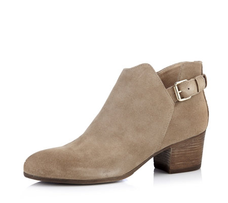 Manas Liparis Buckle Ankle Boot