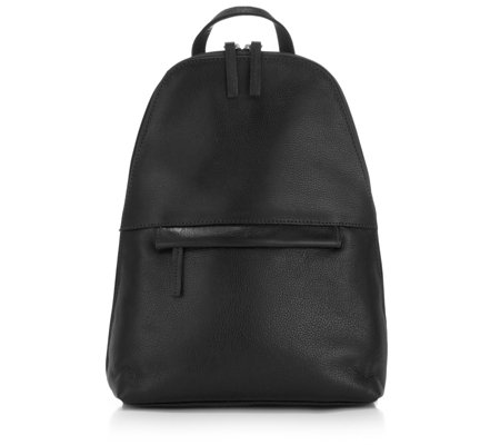 Amanda Lamb Leather Backpack