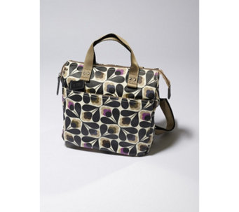 Orla Kiely Matte Laminated Sycamore Seed Small Backpack - 168667