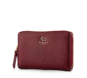 Radley London Ashby Road Medium Leather Zip Purse in Gift Box - 169069