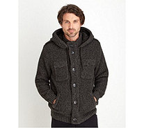 Joe Browns Men's One For The Winter Knit Jacket - 169969