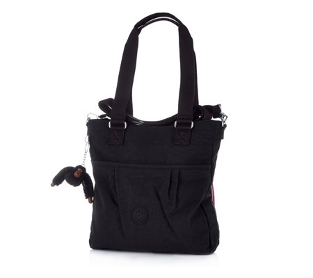Kipling Simona Medium Shoulder Bag with Double Handles and Detachable Strap