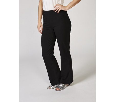 Wicked by Women with Control Bootleg Petite Trousers