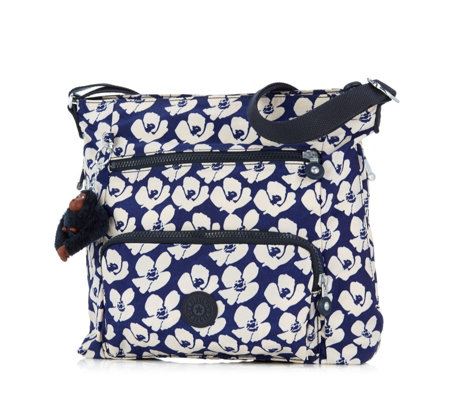 Kipling Lyneth Crossbody Bag with Adjustable Shoulder Strap