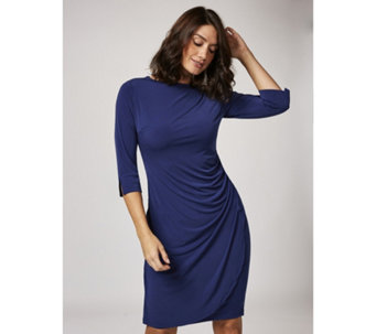 Ruth Langsford Mock Wrap Dress - 166974