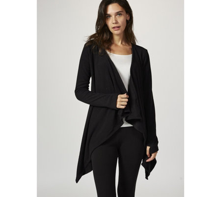 Cuddl Duds Fleecewear Edge to Edge Cardigan