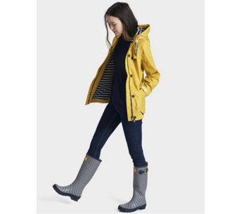 Joules Coast Waterproof Hooded Jacket - 168875