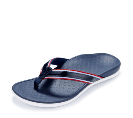 Vionic Orthotic Islander Sport Flip Flop with FMT Technology