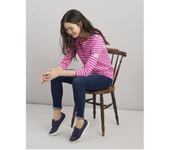 Joules Harbour Stripe Jersey Top - 168876