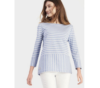 Joules Harbour Stripe Jersey Top - 168877