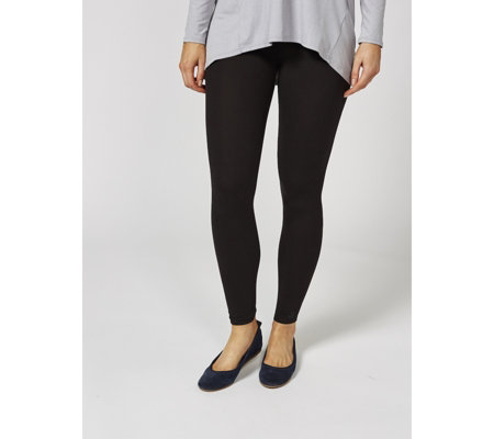 Cuddl Duds Flexwear Wide Waistband Leggings