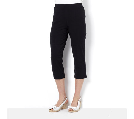 Women with Control Capri Trousers