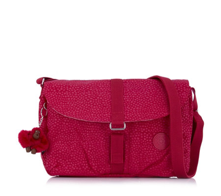 Kipling Avelyn Medium Flap Over Shoulder Bag