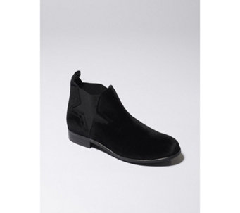 Destiny Velvet Ankle Boot - 167182