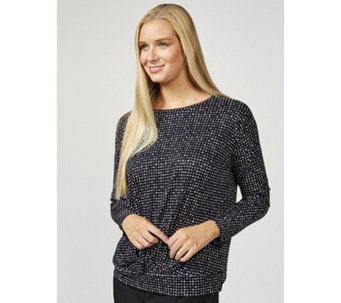 Betty & Co Banded Top - 169684