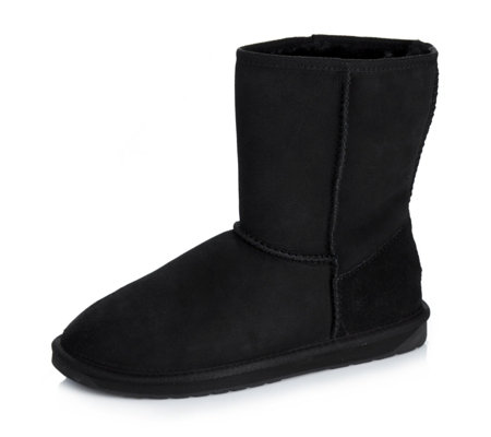 Emu Originals Collection Stinger Lo Water Resistant Sheepskin Boots