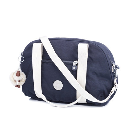 Kipling Lexique Medium Shoulder Bag with Crossbody Strap