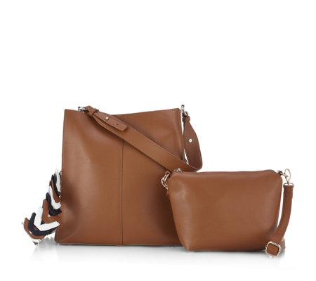 Frank Usher Detachable Detailed Strap Bag
