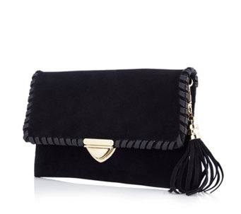 Frank Usher Whip Stitch Clutch Bag - 169691