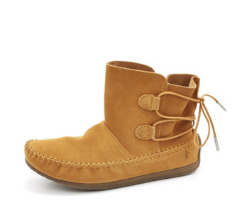 Emu Dune Collection Burnie Suede Ankle Boots - 165692