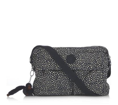 Kipling Multi Pocket Shoulder Bag - Burke Leather Totes