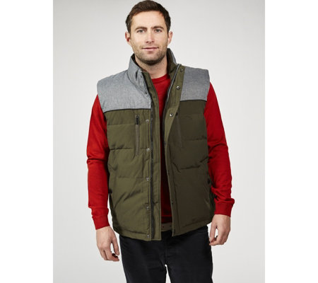 Centigrade Men's Padded Gilet