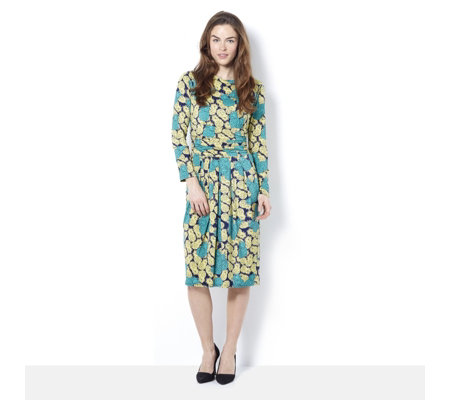 Sydney Pineapple Print Dress by Onjenu London