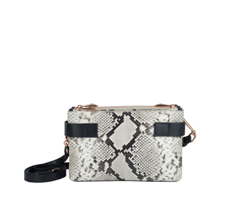 Amanda Wakeley The Clapton Leather Crossbody Bag