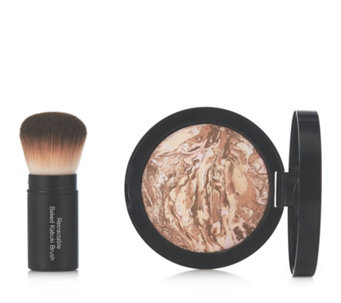 Laura Geller Supersize Bronze-n-Brighten Baked Bronzer 24g & Brush - 208900