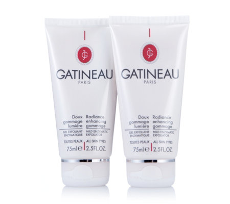 Gatineau Radiance Enhancing Gommage Duo 75ml