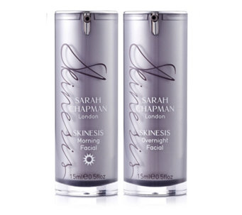 Sarah Chapman Overnight & Morning Facial Duo - 208101