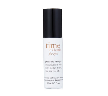 Philosophy Time In A Bottle Eye Cream 15ml