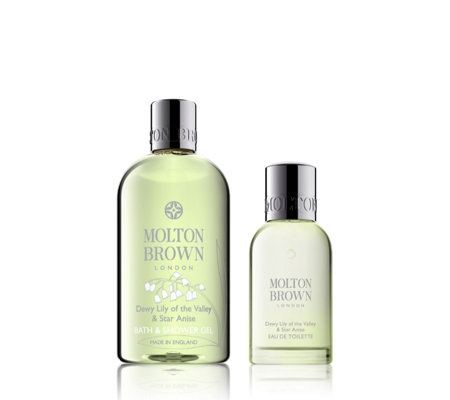 Molton Brown Lily of the Valley Body Wash & Eau de Toilette