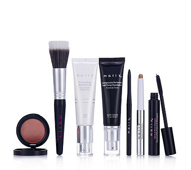 Mally 7 Piece Beauty Perfected Make-up Collection - 230401