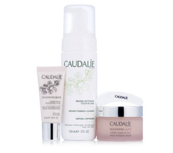 Caudalie 3 Piece Resveratrol Lift Essentials Collection - 230901
