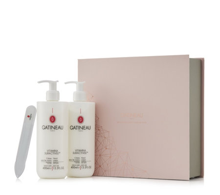 Gatineau Vitamina Hand Cream Duo Coffret