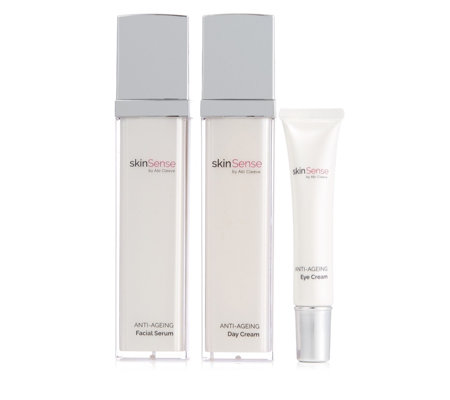 Skinsense 3 Piece Anti-Ageing Skincare Collection