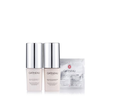 Gatineau Melatogenine Advanced Rejunevating Eye Contour Duo