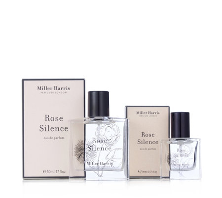 Miller Harris 2 Piece Rose Silence EDP 50ml & 14ml