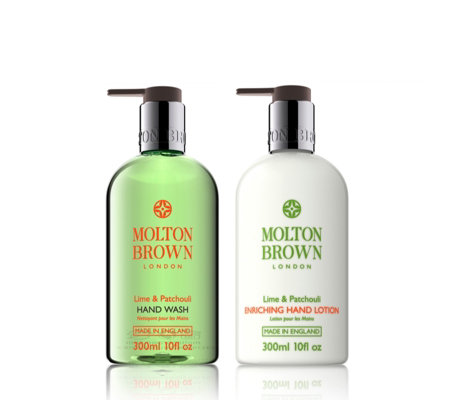 Molton Brown Lime & Patchouli 2 Piece Hand Wash Collection