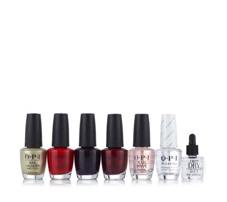 OPI 7 Piece Love OPI XOXO Collection