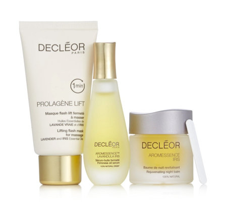 Decleor 3 Piece Iris Lavandula Lift Collection